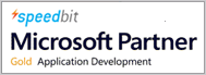 Speedbit achieves Microsoft Gold Competency in Application Development